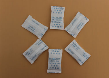 China Custom Silica Gel Moisture Absorber , Pharmaceutical Grade Silica Gel Desiccant Packets distributor