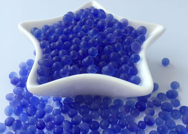 China Allochroic Super Dry Blue Indicating Silica Gel For Judging Relative Humidity distributor